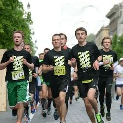 DNB - Nike We Run Vilnius - Egle Velykyte (282), Algirdas Mameniškis (2173)