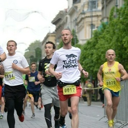DNB - Nike We Run Vilnius - Marius Steponenas (12), Jonas Karalius (20), Edvardas Skupas (2894)
