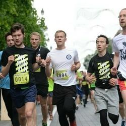 DNB - Nike We Run Vilnius - Vytautas Kazlauskas (14), Edvardas Skupas (2894)