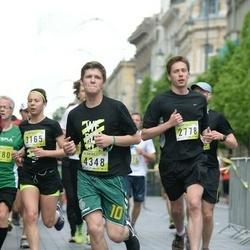 DNB - Nike We Run Vilnius - Lukas Sabaliauskas (2778), Ernestas Moroz (4348)