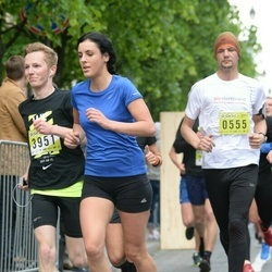 DNB - Nike We Run Vilnius - Sean Lenferna (555), Andrei Vaitovich (3951)