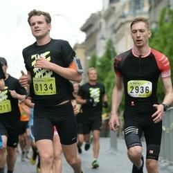 DNB - Nike We Run Vilnius - Tomas Cepukas (134), Renatas Šulcius (2936)