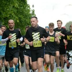 DNB - Nike We Run Vilnius - Eugenijus Blazukas (410), Tadas Sudnius (676)