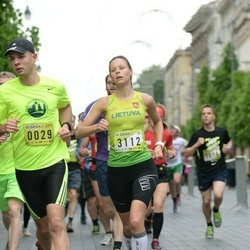 DNB - Nike We Run Vilnius - Kestutis Dagys (29), Kira Plyševskaja (3112)