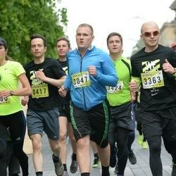DNB - Nike We Run Vilnius - Denis Senin (417), Vaidas Valatkevicius (3047), Aleksandras Kucinskis (3363)