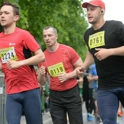 DNB - Nike We Run Vilnius - Rytis Ulevicius (119), Rimvydas Noreika (767)
