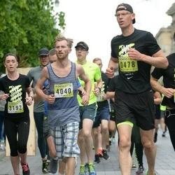 DNB - Nike We Run Vilnius - Renatas Jurcius (478), Vadim Sitel (4040)