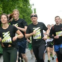 DNB - Nike We Run Vilnius - Arunas Budrikis (3368), Jovita Poškute (3965)