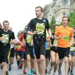 DNB - Nike We Run Vilnius - Edvinas Kasulaitis (465), Martynas Trimonis (497), Linas Šapronas (2750)
