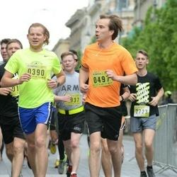 DNB - Nike We Run Vilnius - Kasparas Zajankauskas (390), Martynas Trimonis (497)