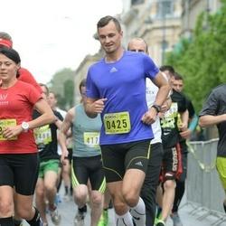 DNB - Nike We Run Vilnius - Daniel Miller (276), Martynas Normontas (425)