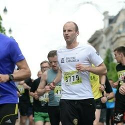 DNB - Nike We Run Vilnius - Martynas Normontas (425), Marius Ciþiunas (3779)