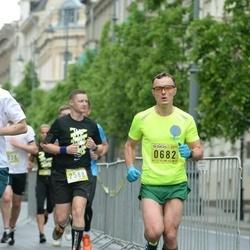 DNB - Nike We Run Vilnius - Nedas Kardelis (682), Mindaugas Tutlys (3678)