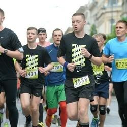 DNB - Nike We Run Vilnius - Justinas Stropus (723), Giedrius Martinaitis (2588)