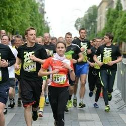 DNB - Nike We Run Vilnius - Domas Dþiaugys (2474), Neringa Norkute (3617)
