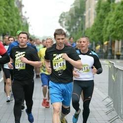 DNB - Nike We Run Vilnius - Laurynas Cernius (2996), Audrius Laurutis (4148)