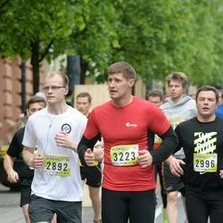DNB - Nike We Run Vilnius - Aurimas Griciunas (2892), Laurynas Cernius (2996), Andþej Gromadskij (3223)