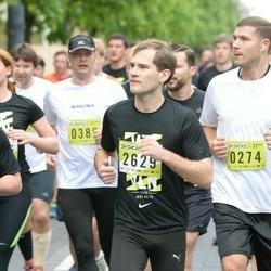 DNB - Nike We Run Vilnius - Eligijus Rocys (274), Miroslav Malinovskij (2629)