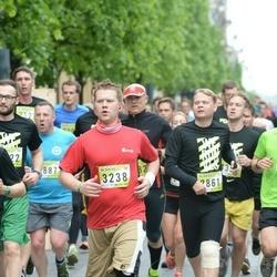 DNB - Nike We Run Vilnius - Vilmantas Volskis (2861), Nerijus Žymancius (3238)