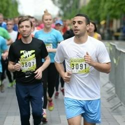 DNB - Nike We Run Vilnius - Ferhat Sercan Saylik (3091), Aleksandr Danilin (3807)
