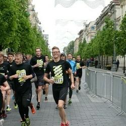 DNB - Nike We Run Vilnius - Eimantas Cypas (2422), Rytis Grigaitis (3073)
