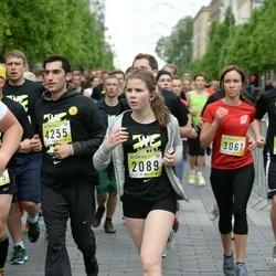 DNB - Nike We Run Vilnius - Auguste Kikutyte (2089), Erik Jasinskij (4255)