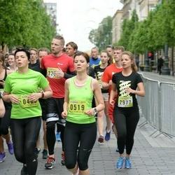 DNB - Nike We Run Vilnius - Rasa Motuziene (519), Arturas Kšivec (2977)