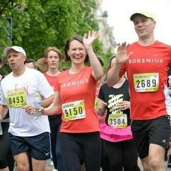 DNB - Nike We Run Vilnius - Remigijus Janušis (453), Andrius Šidlauskas (2689)