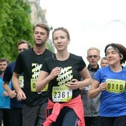 DNB - Nike We Run Vilnius - Sigute Skilandiene (110), Ieva Kriauciuniene (2361)