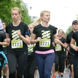 DNB - Nike We Run Vilnius - Indre Gailiute (2221), Dovile Gailiute (2222)