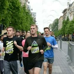 DNB - Nike We Run Vilnius - Darius Buinauskas (2042), Simonas Spurga (4249)