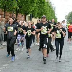DNB - Nike We Run Vilnius - Vaida Budriene (2794), Robertas Zilo (2933)