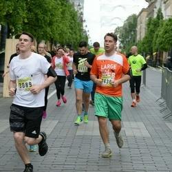 DNB - Nike We Run Vilnius - Audrius Bertašius (3089), Jelena Bakevic (3673)