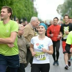 DNB - Nike We Run Vilnius - Jelena Bakevic (3673)