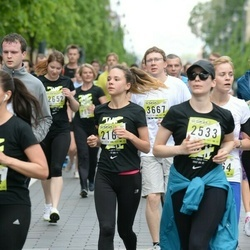 DNB - Nike We Run Vilnius - Jevgenija Kopceva (2165), Jurate Jonušaite (2533)