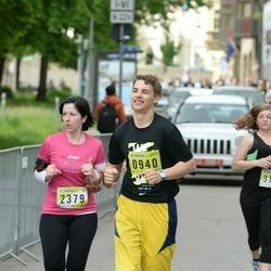 DNB - Nike We Run Vilnius - Eigirdas Keblikas (940), Laura Kibarskyte (2379)