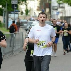 DNB - Nike We Run Vilnius - Sandra Tamošiunaite (2375), Evaldas Sabonis (2597)