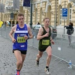 DNB - Nike We Run Vilnius - Remigijus Kancys (1), Mindaugas Viršilas (617)