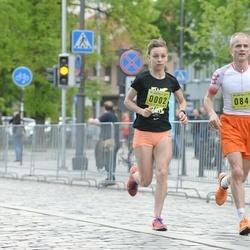 DNB - Nike We Run Vilnius - Monika Vilcinskaite (2), Rolandas Silius (840)