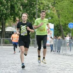 DNB - Nike We Run Vilnius - Prašmantas Saulius (872), Mantas Samulevicius (2096)