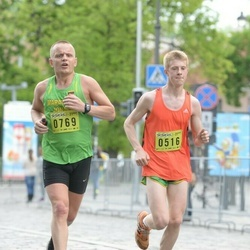 DNB - Nike We Run Vilnius - Modestas Gudauskas (516), Deividas Bernotas (769)