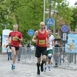 DNB - Nike We Run Vilnius - Jevgenijus Tolstokorovas (522), Arunas Kumpis (837)