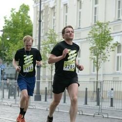 DNB - Nike We Run Vilnius - Mindaugas Paulauskas (3205), Vytautas Liatukas (3462)