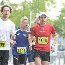 DNB - Nike We Run Vilnius - Karolis Urbelionis (800), Remigijus Šnioka (815)