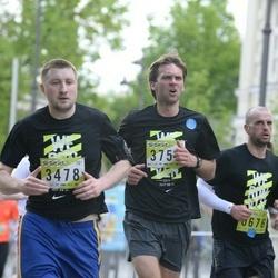 DNB - Nike We Run Vilnius - Tadas Sudnius (676), Audrius Andrulis (3478)