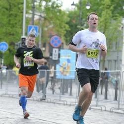 DNB - Nike We Run Vilnius - Jevgenijus Popovas (879), Mantas Levšinas (2650)