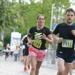 DNB - Nike We Run Vilnius - Aušra Mackeviciute (786), Mindaugas Vareika (2952)