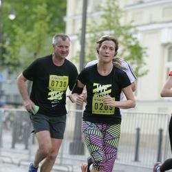 DNB - Nike We Run Vilnius - Eduardas Adamovicius (305), Valerijus Semionovas (730)