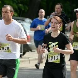 DNB - Nike We Run Vilnius - Rasa Lopetaite (2013), Jonas Gumonis (2920)
