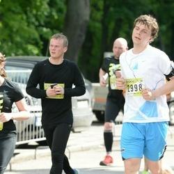 DNB - Nike We Run Vilnius - Paulius Kuras (2998), Dovile Daugeliene (3346)